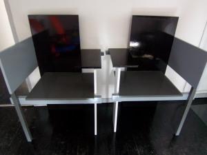 my favorite Rietveld chairs