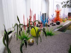 venetian glass garden
